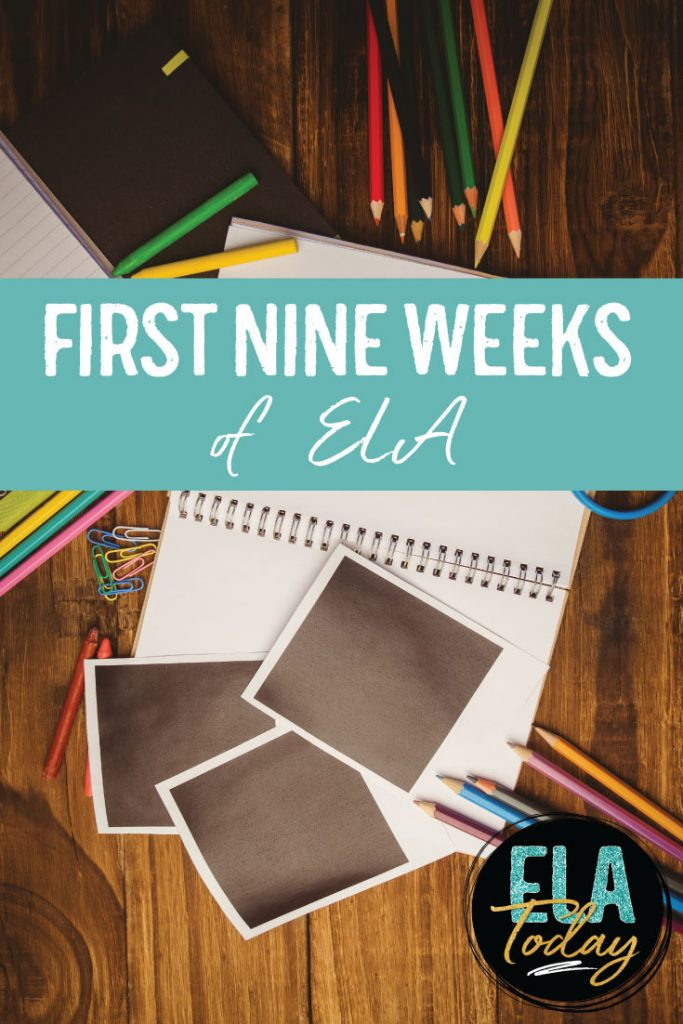 Creating the first nine weeks of ELA curriculum? Watch the video and read how two experienced ELA teachers handle the start of the school year. #BackToSchool #LanguageArts