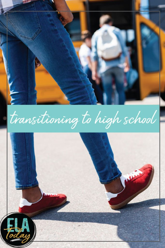 How can you help middle school students transition to high school? Two teaches share their methods and tricks after dozens of years of teaching freshmen. #MiddleSchool