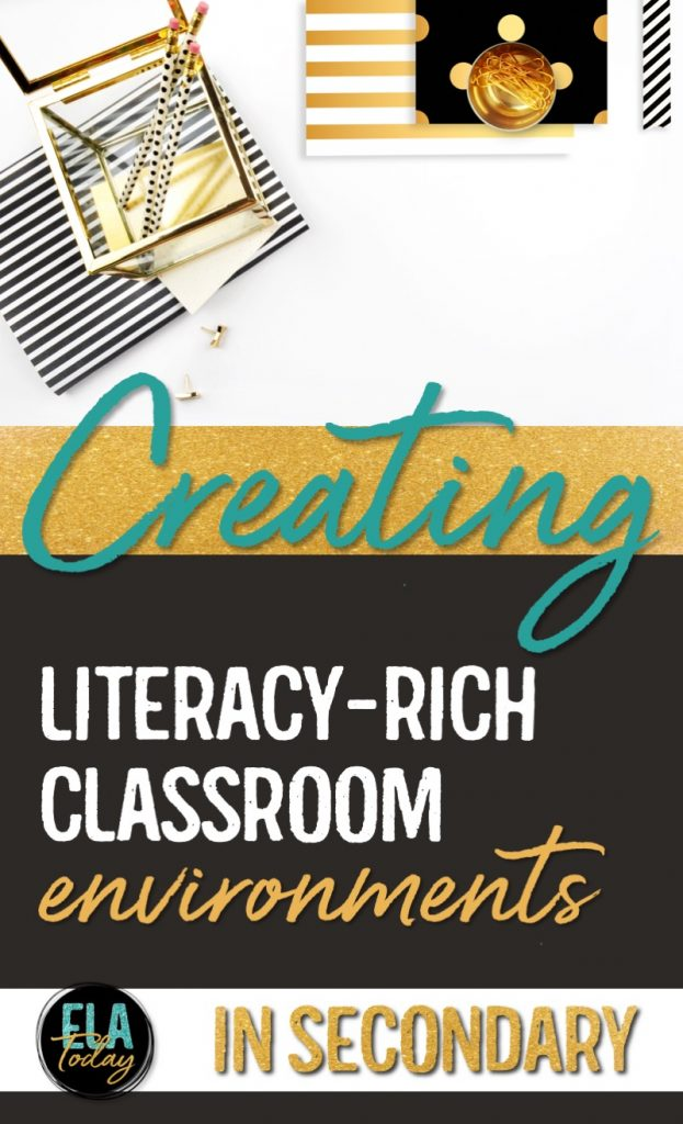 Searching for ways to develop a culture of literacy in your secondary classroom? Two teachers share simple ways to engage students and build a love of literacy.