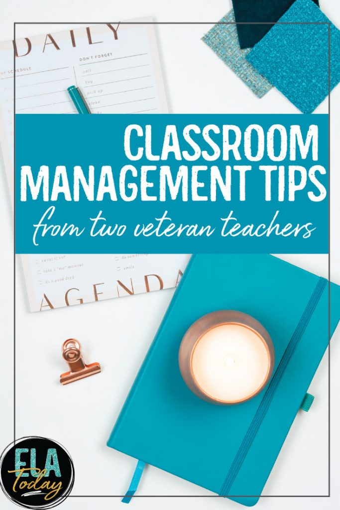Two teachers cover the most commonly asked questions about classroom management. They provide real ideas for the modern secondary classroom. #ClassroomManagement
