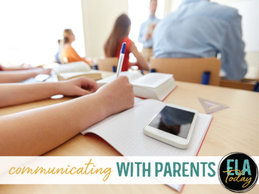 As a teacher, you will communicate with parents in numerous ways for various reasons. Let our experience shape your communication.